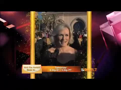 "Reelz | Academy Awards ""Meet The Nominees"" Promo"
