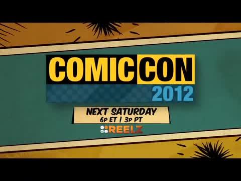 Reelz | Comic-Con Promo