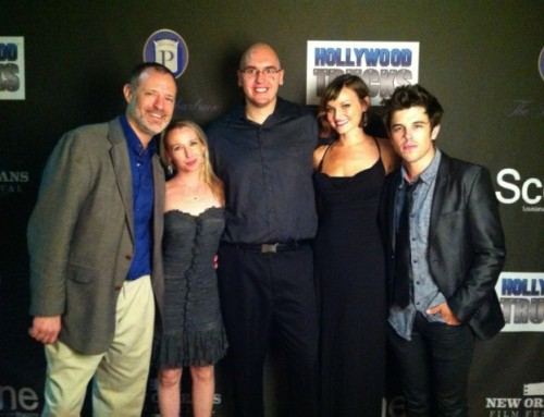 Scene Magazine | A Film Fest Affair (w/O'Day Agency Actors)