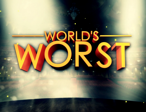 World's Worst | Sizzle Reel